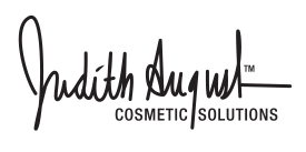 Judith August Cosmetics Solutions